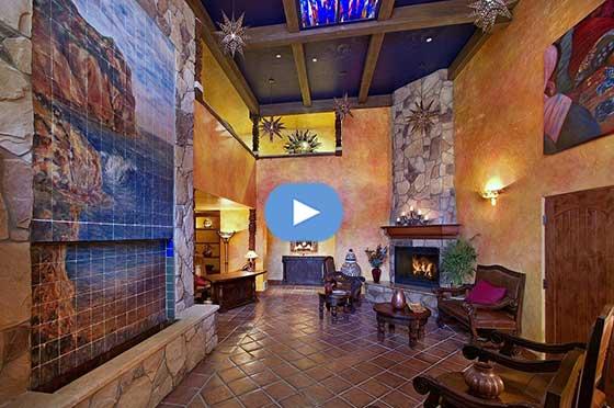 Avila La Fonda Hotel Video