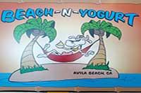 Beach N' Yogurt