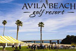 Avila Beach Golf Resort Weddings