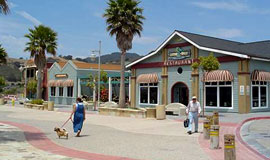 Avila Beach Shopping