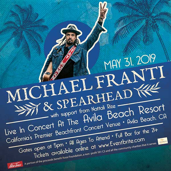 Michael Franti Concert