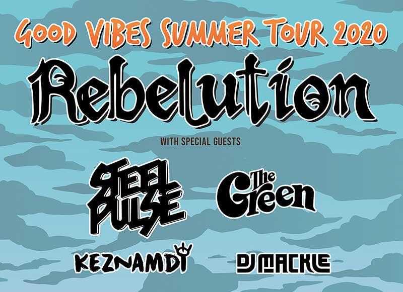 2021 Rebelution Concert