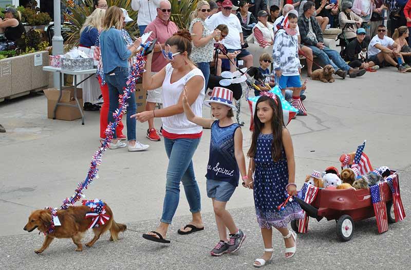 2021 Doggie Parade