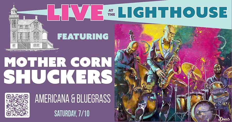 Mother Corn Shuckers Concert